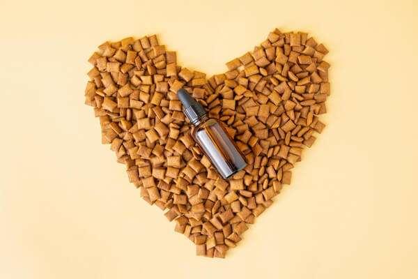 CBD oil for pets in pet food